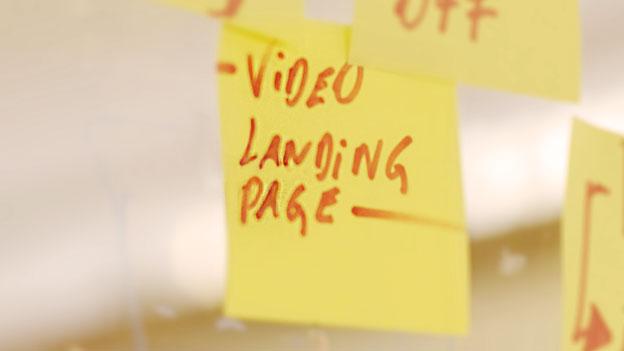 Como construir uma boa landing page com vídeo?