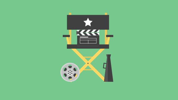 Pormenores da produção de um vídeo online