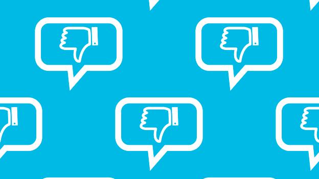 Como reagir a comentários negativos nas redes sociais