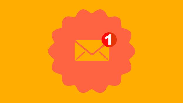 E-mail mobile marketing