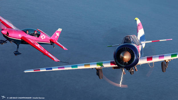 NOS Air Race através da YouOnLive