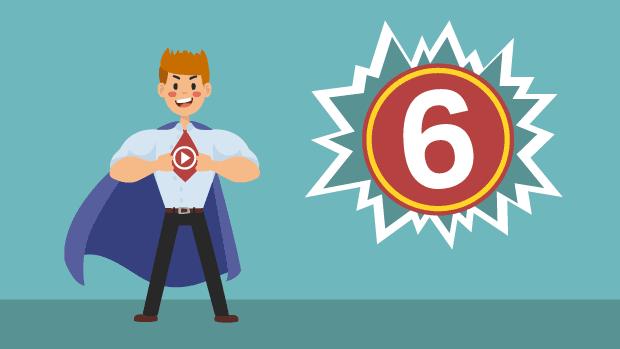 6 forças do Video Marketing