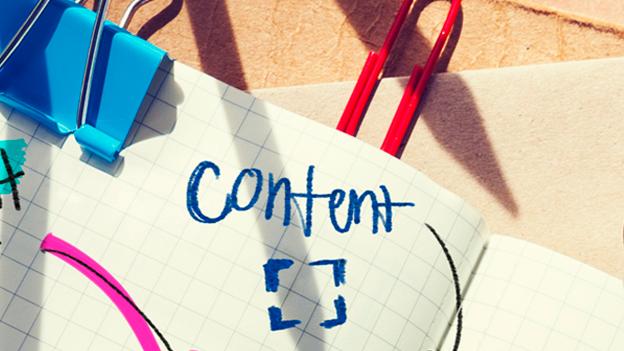 Como conseguir um bom conteúdo