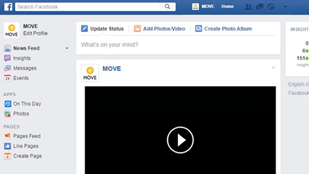 Vídeos no Facebook: o fenómeno