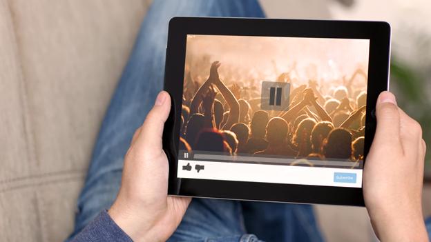 Como envolver o público com vídeo online